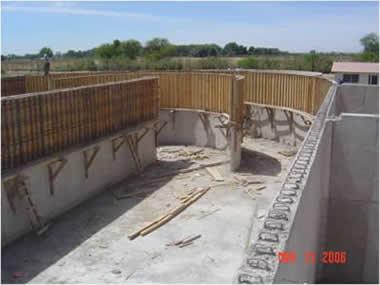 Diseño y construcción de la PTAR Silao, Guanajuato.