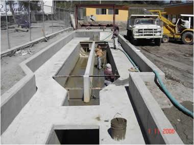 Diseño y Construcción de la PTAR de Teocaltiche, Jalisco
