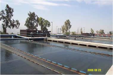 """Ampliación de la Planta Potabilizadora """"El Florido"""", Tijuana, Baja California."""